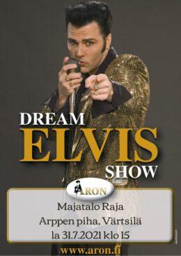 DREAM ELVIS SHOW @ Majatalo Raja